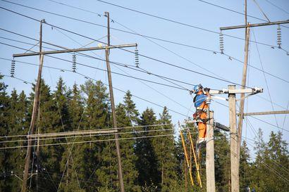 Rovaniemellä on halvin sähkön siirtohinta koko maassa –  kalleimman yhtiön hinta on lähes kaksi- ja puolikertainen Rovaniemeen verrattuna