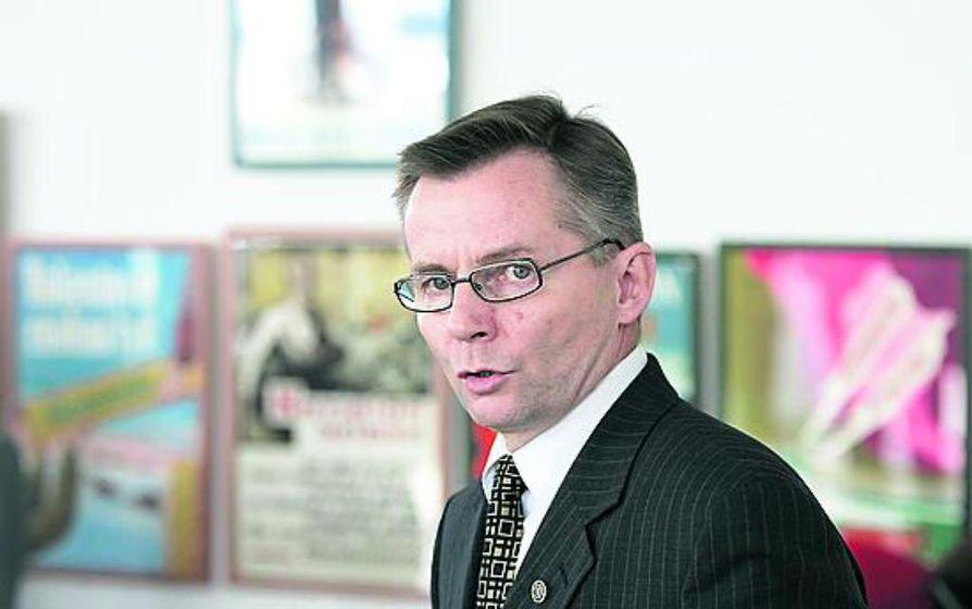 Eero Lankia hakee Kiimingin kunnan johtoon.