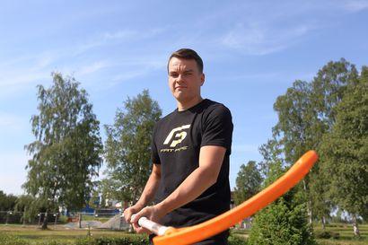 Benvenuto, Mika Heiskanen – Sinkki-Seppojen kasvatti lähtee Sveitsiin pelaamaan salibandya