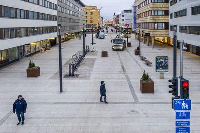 Pohjois-Pohjanmaa on palannut koronaepidemian kiihtymisvaiheeseen, Oulussa ilmaantuvuusluku vielä leviämisvaiheen tasolla – valmistuville tarjotaan mahdollisuus lähiopetukseen