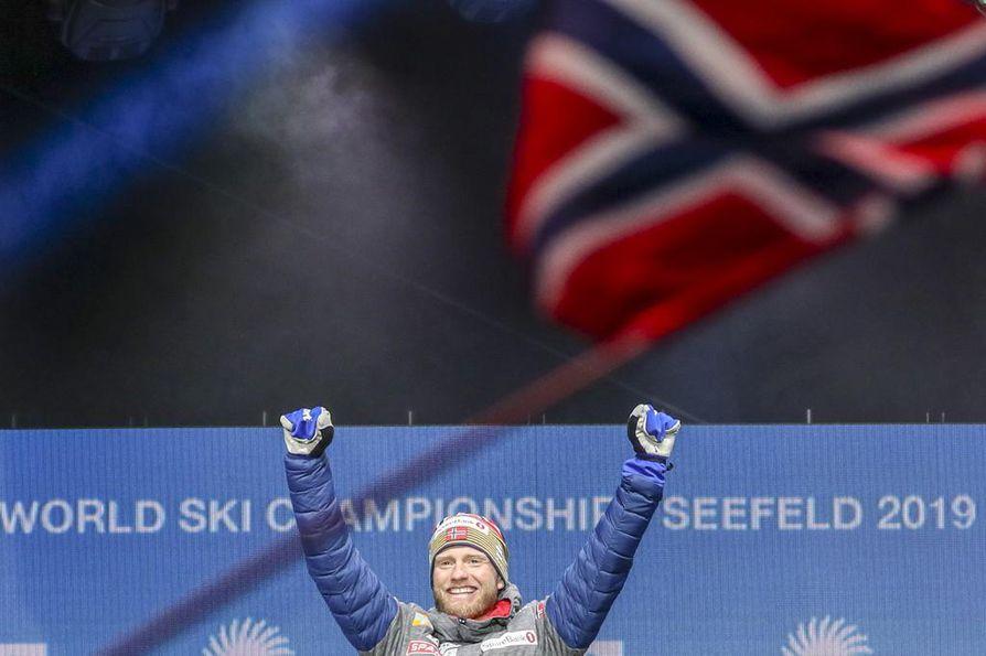 Norja saavutti enemmän kultamitaleita kuin muut maat yhteensä.