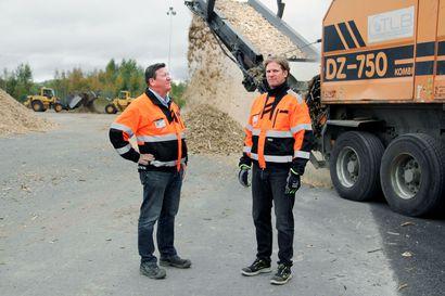 Kuljetusfirma halusi rakentaa omaa ekoaseman Tornion Kromilaaksoon – Kivirannan kerrostalot löysivät loppusijoituspaikan Tornion Ekoaseman kentän alta