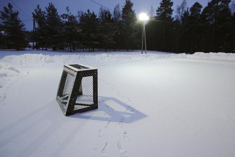 Oulussa on meneillään paras talviliikuntakausi.