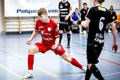 ToPV:sta kolme ja FC Kemistä yksi pelaaja futsal-maaotteluihin Ranskaa vastaan