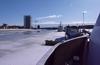 Videon kuvannut Paavo Koskela on huolestunut siitä, ettei merikaupunki Oulussa ole Toppilansalmeen kaavoitettu venepaikkoja.