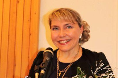 Pellon kulttuuripalkinto myönnettiin Marianne Ylitalolle
