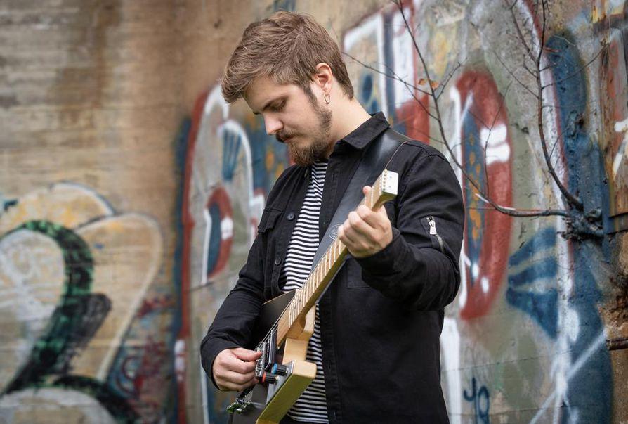Oulu inspiroi kansainvälistä uraa tekevää kitaristia Heikki Ruokangasta, joka aloittaa syksyn kiertueen kotiseudultaan.
