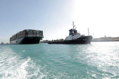 Amerikassa on huutava pula sahatavarasta, mutta Suezin tulppa vei Suomen sahojen tarvitsemat kontit