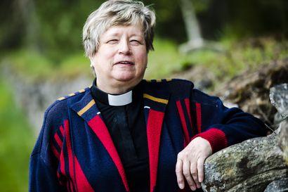 Mirja-Liisa Lindström asetetaan Tornion kirkkoherran virkaan sunnuntaina