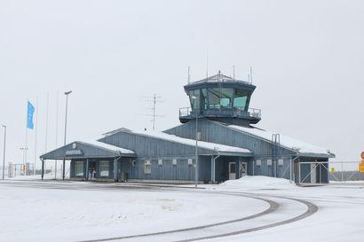 Enontekiön lentokentän matkustajamäärät kasvoivat tammikuussa – kenttä kaipaa kunnostusta, jotta toiminta voisi jatkua