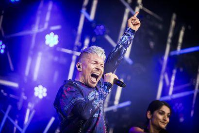 Syy Simerockin siirtymiseen selvisi: Antti Tuisku nousee lavalle Rovaniemellä viikko ennen stadionkeikkojaan – festivaali julkaisi myös J.Karjalaisen ja muita nimiä