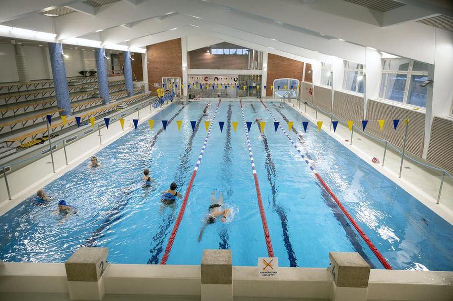 Raatin uimahallin allastilat kaksinkertaistuivat remontissa 2009–2010. Myös uudet liikunta- ja kuntoilutilat ovat olleet suuri vetovoimatekijä.