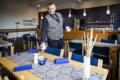 Omin voimin – Rovaniemen teatterin ravintola uudistui