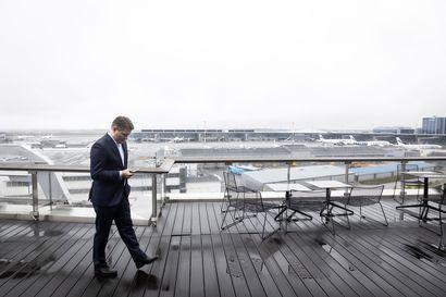 """Finnairin toimitusjohtaja maakuntakenttien lentomotista: """"Näillä reiteillä täyttöasteet ovat erityisen matalia kesäaikana"""""""