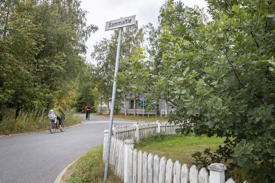 Kaavamuutoksella Oulun kaupunki pyrkii ohjaamaan aluetta pitkällä tähtäimellä työpaikka-alueeksi.