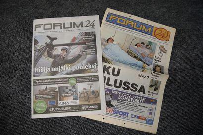 Forum24 täyttää tänään 20 vuotta– jo syksyllä 2001 puhuttiin monitoimiareenasta, josta ei ole vieläkään tehty päätöstä