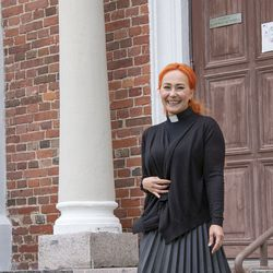"""""""Pappikaan ei voisi yksin nauttia ehtoollista, vaikka kuinka haluaisi"""", kirjoittaa Lumijoen vs. kirkkoherra Salla Autere – ehtoollisessa korostuu yhteisöllisyys"""