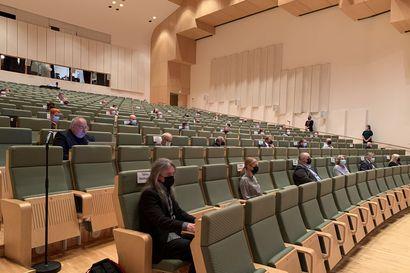 Kuusamon kaupunginvaltuusto hyväksyi esitetyt muutokset Pohjois-Pohjanmaan sairaanhoitopiirin perussopimukseen
