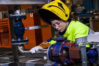 Teollisuusmätsissä koulutetaan yrityksen tarpeeseen sopivia työntekijöitä