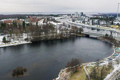 Hartaanselän suunnitelmat kelpasivat Oulun yhdyskuntalautakunnalle – Hietasaaren puolella rakentamista on karsittu aiemmasta