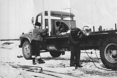 Lukijalta: Tonkka-autojen historiaa Kuusamossa