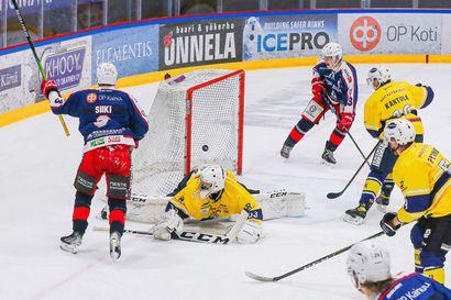 """RoKin kausi alkoi tappiolla Kajaanin Hokille – """"Otimme liikaa jäähyjä ja lumipallo vyöryi väärään suuntaan"""""""