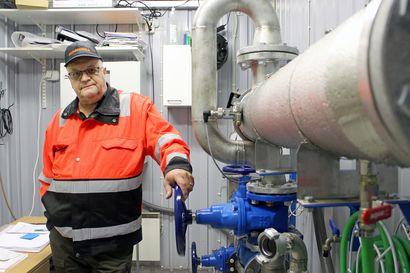 Riittävätkö Pyhännän vesivarannot tarpeeksi pitkälle ennen uutta pumppaamoa?