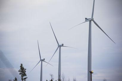 Wpd Finland hakee lupaa rakentaa 250 metrin korkuisia tuulivoimaloita Karhunnevankankaalle