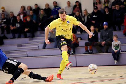 AS Moon ja Vieska Futsal yhteistyöhön