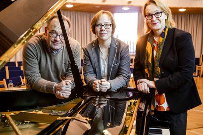 Lapin musiikkiopisto osallistuu kansainväliseen  hankkeeseen: Erasmus MIX on luovan ajattelun aivoriihi