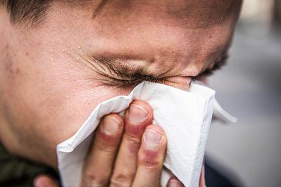 RS kysyy: Aiotko ottaa influenssarokotteen?