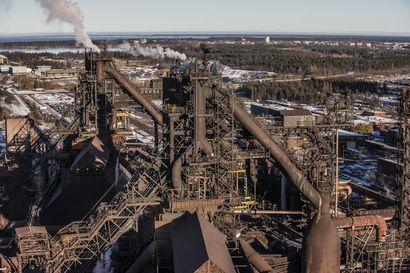 IL: Raahen terästehtaan ulosmarssin syynä tehtaan lomake, jota ammattiosasto kehottaa olemaan käyttämättä
