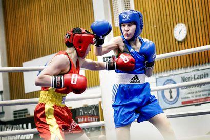 Rovaniemen SM-nyrkkeilyt siirtyvät marraskuulle