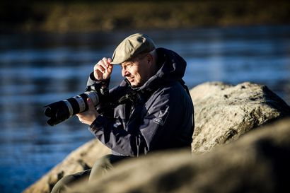 Korona antoi valokuvaajalle sysäyksen kuvata Rovaniemi tavalla, jollaista ei ole ennen nähty – Valokuvaaja Marko Junttila luottaa työssään kokeiluun ja huumoriin