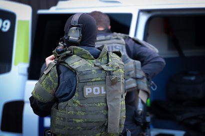 Poliisi: Suomessa otettu kiinni lähes sata ihmistä suureen kansainvälisen operaatioon liittyen – KRP:n mukaan kiinniottoja ja takavarikoita tehty myös Oulun seudulla ja muualla Pohjois-Suomessa