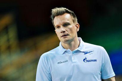 """Tuomas Sammelvuo ei epäile Venäjän lentopallomaajoukkueen pääsyä Tokion olympialaisiin: """"On aivan hirveä lisämotivaattori tällaiselle ylpeälle kansalle, jos meille ei anneta kisoihin omaa lippua"""""""