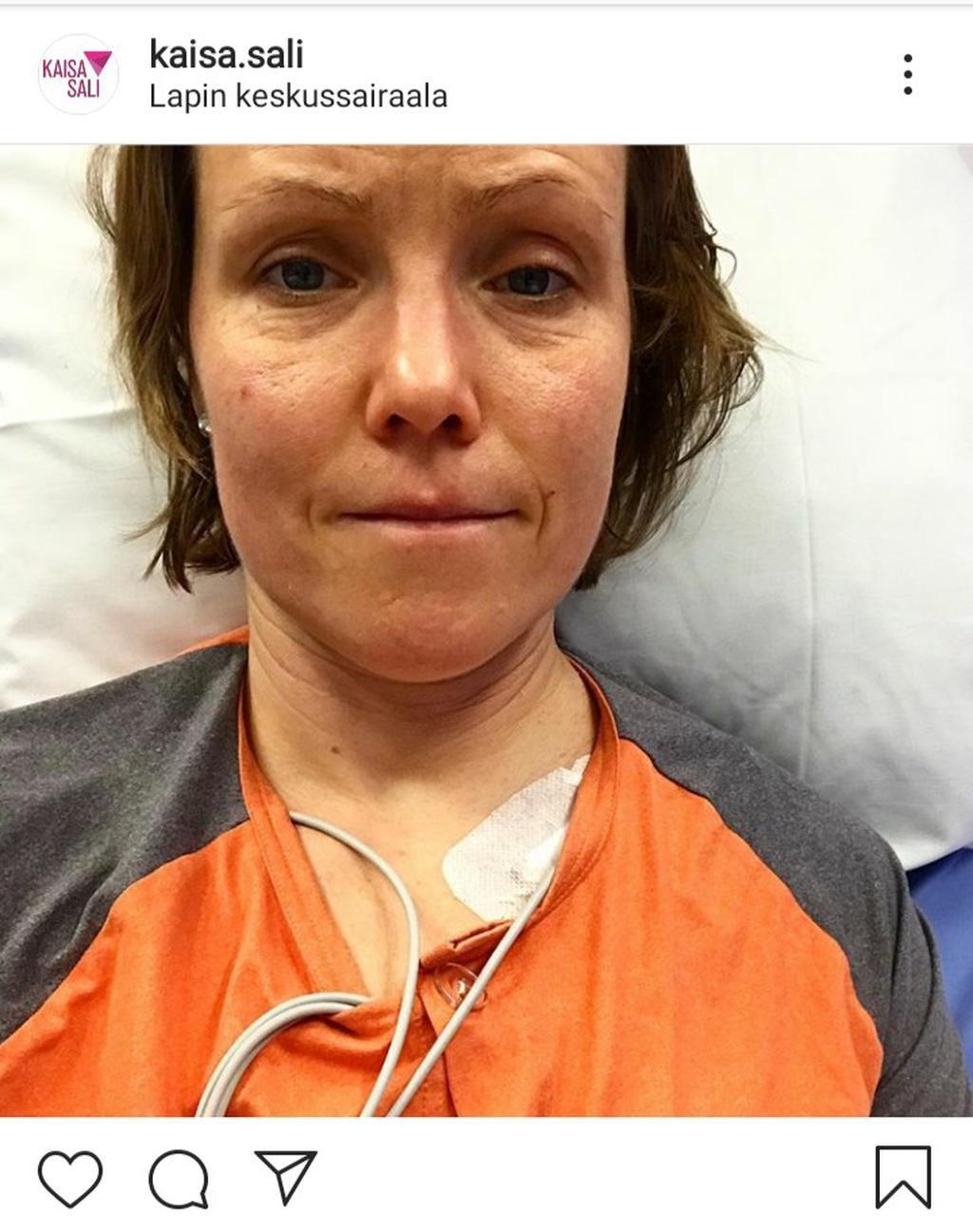 Kolarin sunnuntaisen puukotuksen uhri on entinen huippu-urheilija Kaisa...