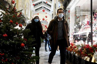 Joulu on käytännössä peruttu kovien koettelemusten Britanniassa