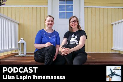 Kuuntele Liisa Lapin ihmemaassa: Iida Melamies, 32, Sattanen: Poronhoito on opettanut, että välillä on hyviä vuosia, välillä huonoja