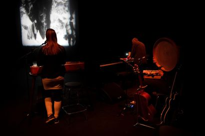 Kerrassaan mykistyttävää! Mykkäelokuvien konserttisarja käynnistyi Oulun juhlaviikoilla