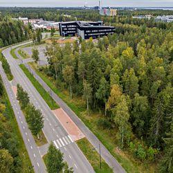 Nokian asemakaava Linnanmaalle suunnitelluille toimitiloille tuli voimaan – Ritaharjuntietä on tarkoitus siirtää ensi vuonna