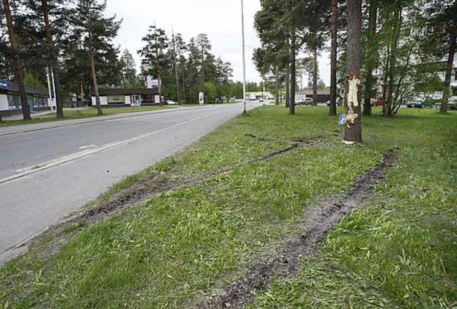 Kuolonkolari Oulu