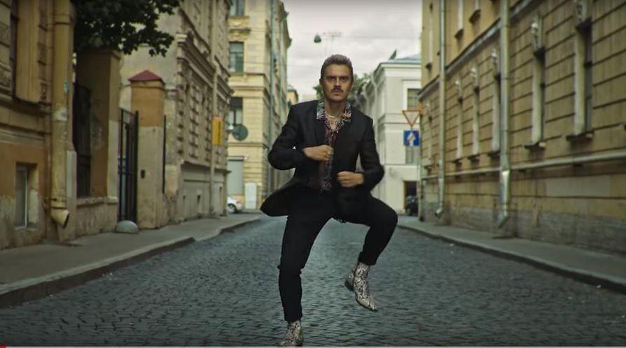 Tanssihaaste lähti liikkeelle Little Bigin musiikkivideolta