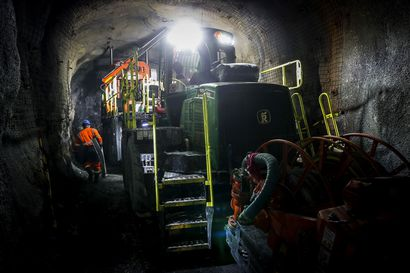 Kittilän kultakaivoksen tunneleissa oli palon syttyessä 70 henkilöä – Kaivoksen toiminta jatkuu normaalisti