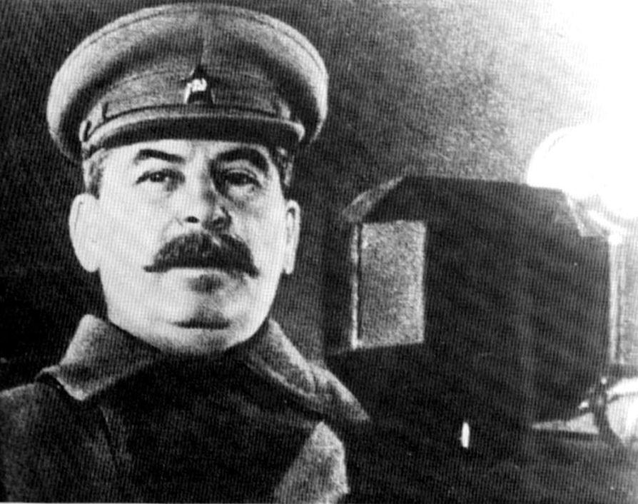 Stalin ei välittänyt vähemmistökansoista.