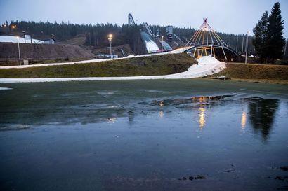Oloksen ja Ounasvaaran ensilumenlatujen hiihtomaksut nousivat roimasti, mutta hiihtäjiä riittää silti –ladut ovat kustantajilleen raskaasti tappiollisia