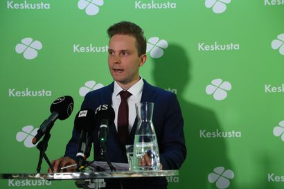 Katri Kulmunille lisää haastajia: Varapuheenjohtaja Petri Honkonen lähtee keskustan puheenjohtajakisaan