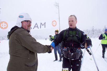 Pintamolainen Teijo Iinatti ylsi kärkipäähän, jäsentenvälinen voitto lämmitti – Jani Ikonen uusi viime vuoden mestaruuden yksilösarjassa