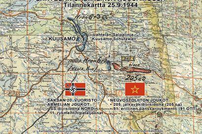 Väite: Lahtelan Salpalinjalla taisteltiin sittenkin – erikoinen tilanne, jossa vihollinen käytti suomalaisten rakentamaa puolustusasemaa