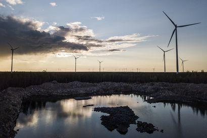 Suhtautuminen tuulivoimaan jakaa ehdokkaita –Monissa kunnissa koetaan olevan jo tarpeeksi tuulivoimaloita